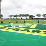 Branding during the 2017 Nedbank Cup