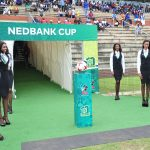 Nedbank Cup Models during the 2017 Nedbank