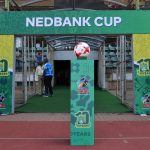 Nedbank branding during the 2017 Nedbank Cup Last 16 match between Mamelodi Sundowns and Golden Arrows at Lucas Moripe Stadium, Atteridgeville South Africa on 08 April 2017 ©Muzi Ntombela/BackpagePix