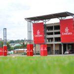 Emirates Elis Park Stadium Rebrand