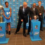 Football - 2016 Telkom Knockout - Semifinal Draw - Moses Mabhida Stadium